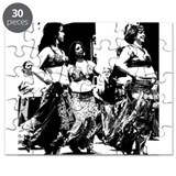 belly-dance Puzzle