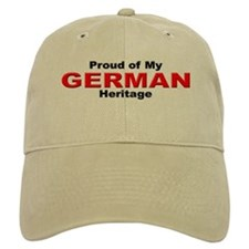 Proud German Heritage Cap