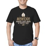 Princess Bride Mawidge Wedding Men's Fitted Tee