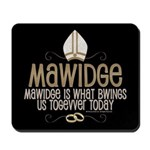 Princess Bride Mawidge Wedding Mousepad