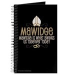 Princess Bride Mawidge Wedding Journal