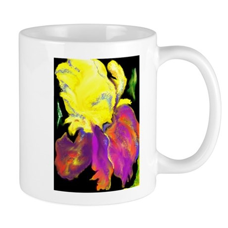 Hot Iris Mug