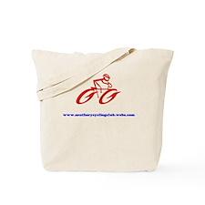 Cute Cycling Tote Bag