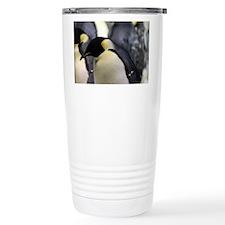 Emperor Penguins 5 Ceramic Travel Mug