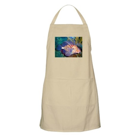Lion or Turkey Fish Apron