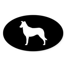 Smooth Collie Decal