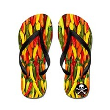 Hot Peppers ~ Flip Flops