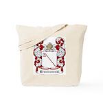 Bronicowski Coat of Arms Tote Bag