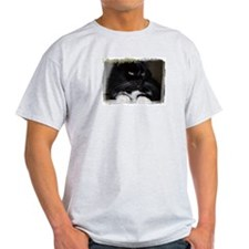 Caffeine Cat Men's T-Shirt