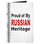 Proud Russian Heritage Journal