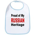 Proud Russian Heritage Bib