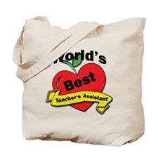 Cute School administration assistant Tote Bag