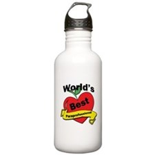 Cool Paraeducator Water Bottle