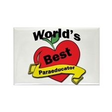 Cute School administrator Rectangle Magnet (100 pack)