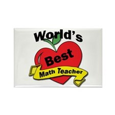 Funny School administrator Rectangle Magnet (100 pack)