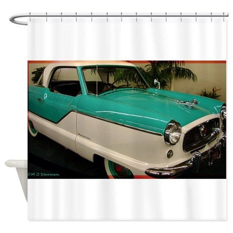 Car Shower Curtains | Towels | Bath Mats | Car Bath Decor