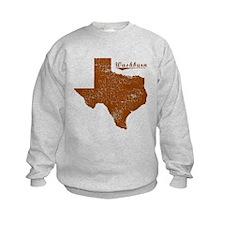 Washburn, Texas (Search Any City!) Sweatshirt