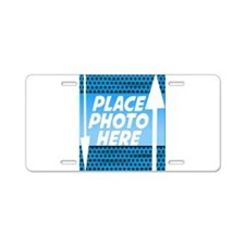 Personalize Design Aluminum License Plate