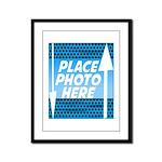 Personalize Design Framed Panel Print