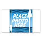 Personalize Design Sticker (Rectangle)