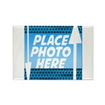 Personalize Design Rectangle Magnet (100 pack)