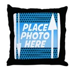 Personalize Design Throw Pillow