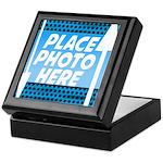 Personalize Design Keepsake Box