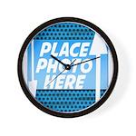 Personalize Design Wall Clock