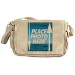 Personalize Design Messenger Bag