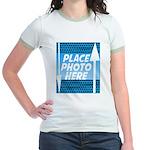 Personalize Design Jr. Ringer T-Shirt