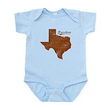 Preston, Texas (Search Any City!) Infant Bodysuit