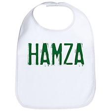 Funny Hamza Bib