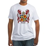 Bodek Coat of Arms Fitted T-Shirt