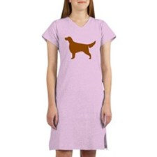 Irish Setter Women's Nightshirt