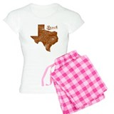 Brock, Texas (Search Any City!) pajamas