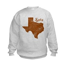 Katy, Texas (Search Any City!) Sweatshirt