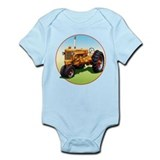 Minneapolis moline Infant Bodysuit