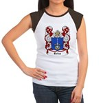 Betza Coat of Arms Women's Cap Sleeve T-Shirt