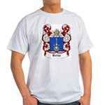 Betza Coat of Arms Ash Grey T-Shirt
