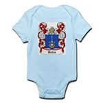 Betza Coat of Arms Infant Creeper