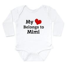 Mimi Body Suit