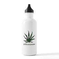 Cthulhujuana Water Bottle