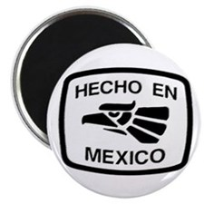 "Hecho En Mexico - Made In Mex 2.25"" Magnet (10 pac"