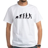 evolution e-guitar player Shirt