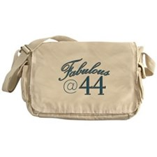 Fabulous at 44 Messenger Bag