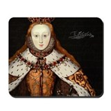 Coronation of Elizabeth I Mousepad