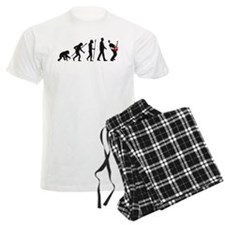 evolution e-guitar player Pajamas