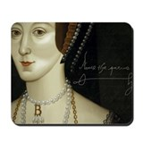 Queen Anne Boleyn Mousepad