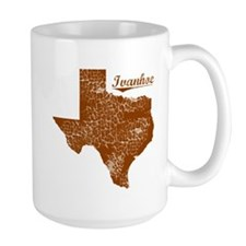 Ivanhoe, Texas (Search Any City!) Mug
