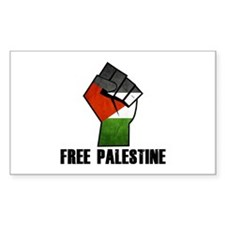 Free Palestine Decal